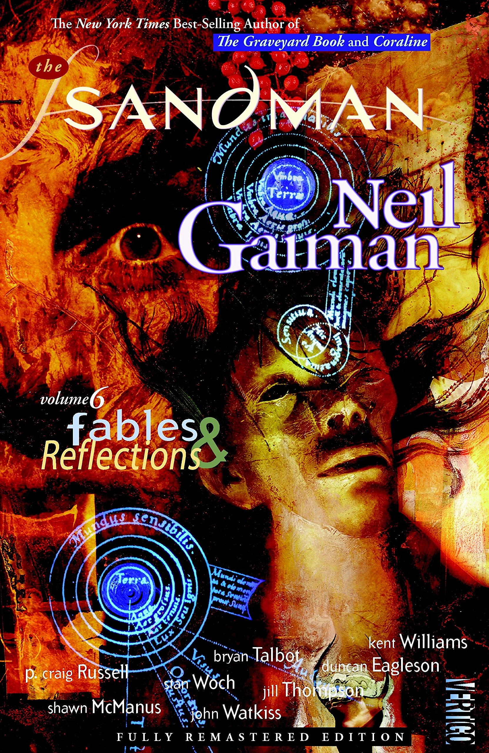 Download The Sandman, Vol. 6: Fables and Reflections ebook