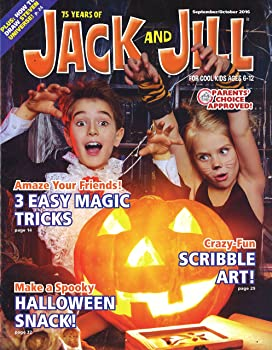 1-Year Jack & Jill Magazine Subscription