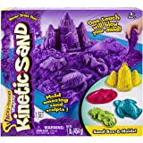 KNS ACK KineticSand Box Set - Multicolor (colors may vary)