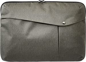 AmazonBasics Laptop Sleeve - 15-Inch, Army Green