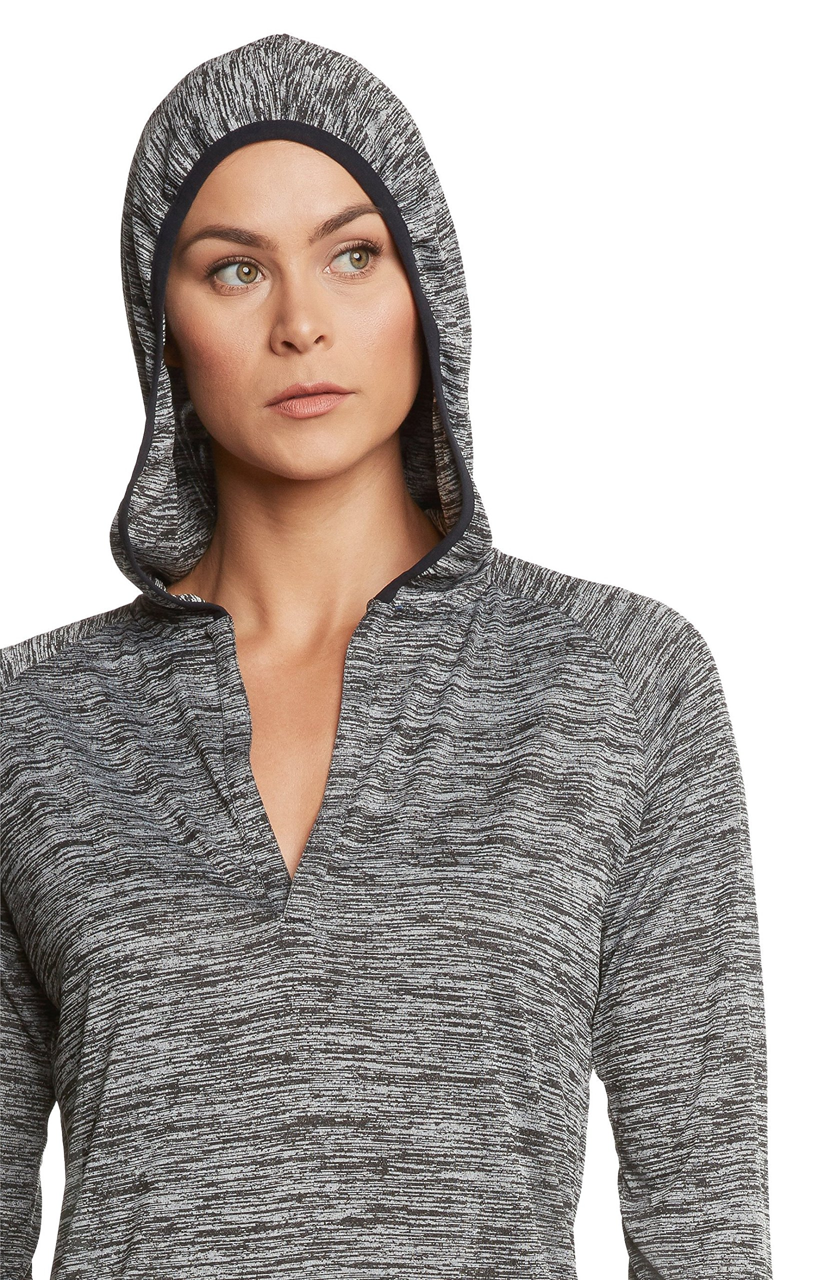 Jolt Gear Hoodies for Women - Pullover Hoodie Running Top - Light Weight Dry Fit Fabric - FREE TOWEL INCLUDED! by Jolt Gear (Image #1)
