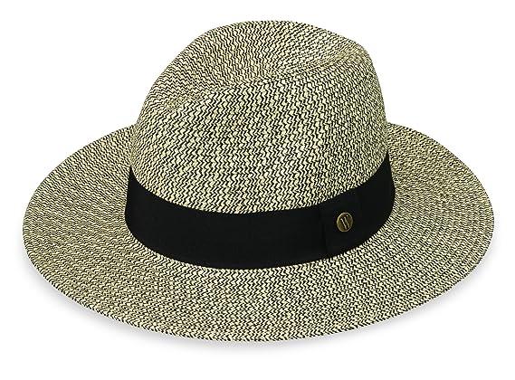 fb1d66ef62f66 Amazon.com  Wallaroo Hat Company Women s Josie Sun Hat - Lightweight and  Breathable Sun Hat - UPF 50+