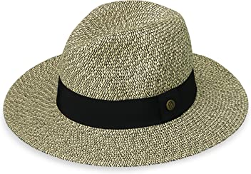 a305325966db5f Amazon.com: Wallaroo Womens Josie Sun Hat - Lightweight and Breathable Sun  Hat - UPF 50+ (Mixed Black): Home & Kitchen