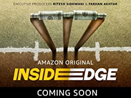 Amazon com: Watch Inside Edge - Season 1 [Hindi/English