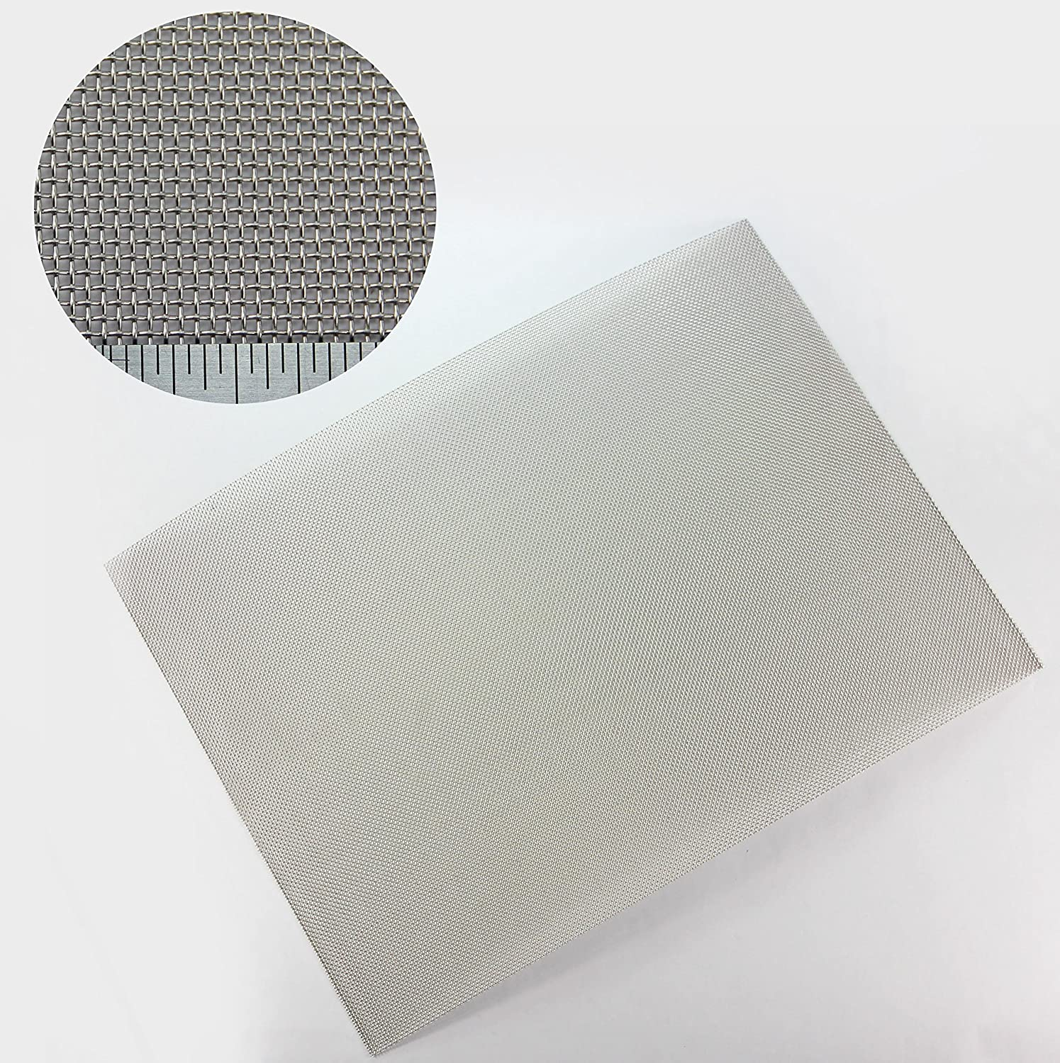 Stainless Steel Rodent Mesh - A3 Sheet (300 x 420mm) - Easy To Cut and Install The Mesh Company