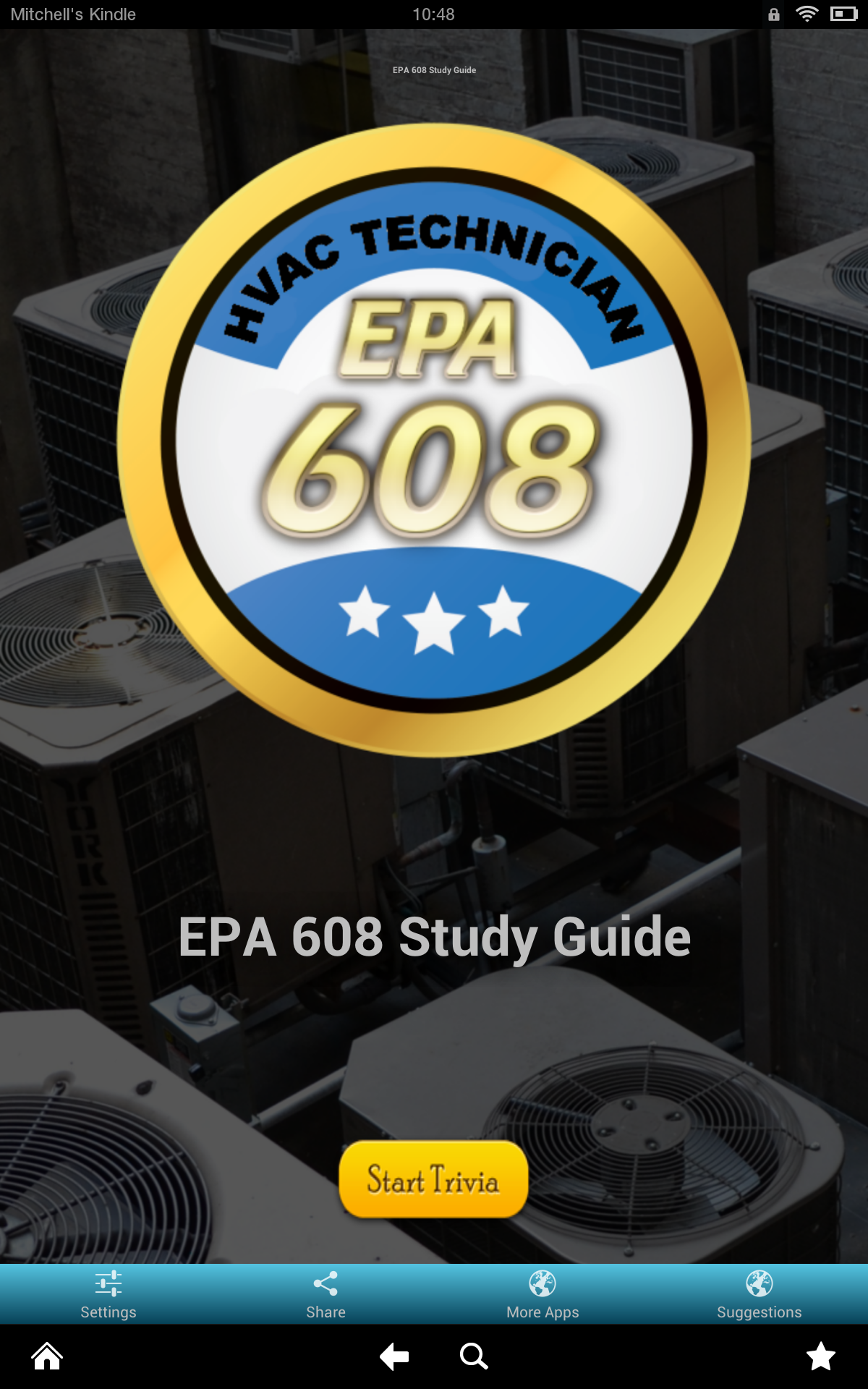 Amazon epa 608 study guide appstore for android 000 xflitez Choice Image