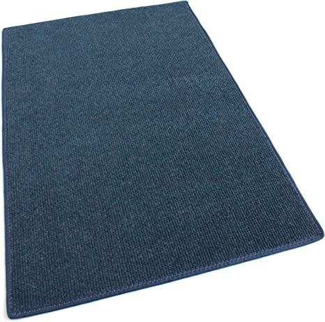 Amazon Com Koeckritz Outdoor Area Rug Carpet Blue 12 X 20 Kitchen Dining