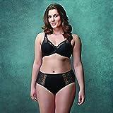 Goddess Women's Plus-Size Michelle Underwire Padded