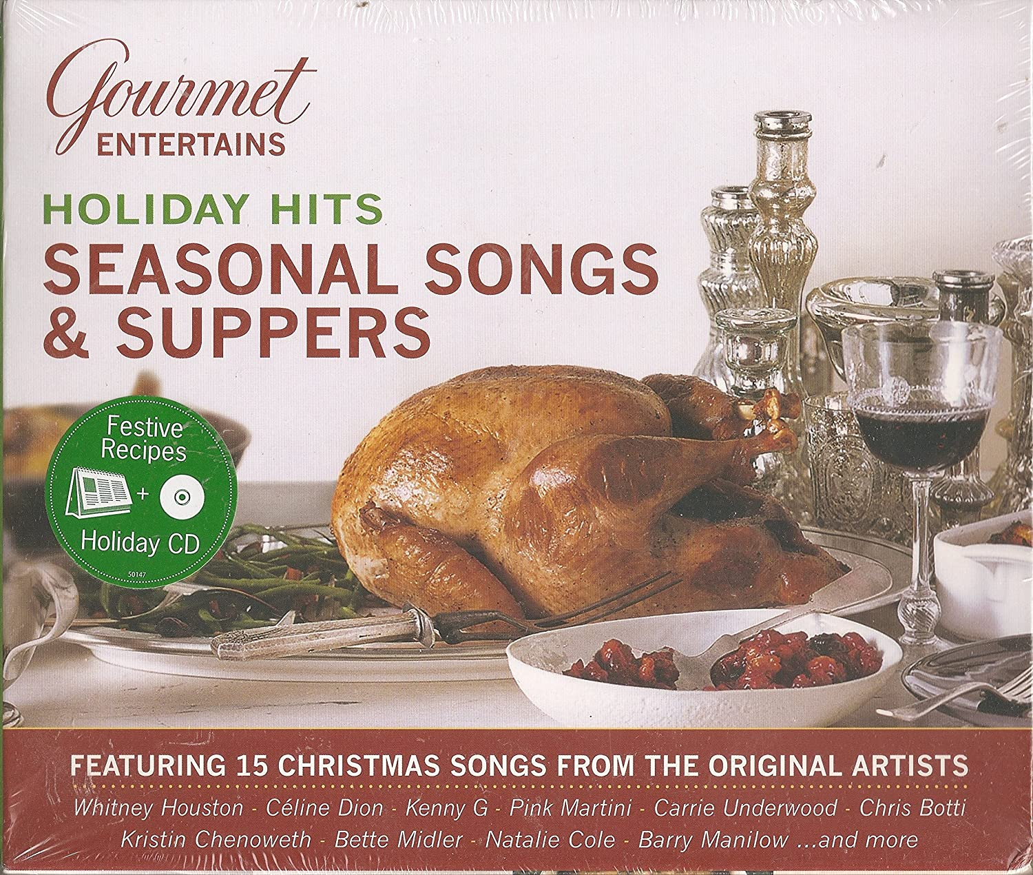 Holiday Hits: Seasonal Songs & Suppers