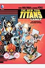 The New Teen Titans: Games (New Teen Titans (1980-1988)) Kindle Edition