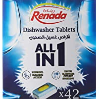 Renada Dishwasher, Tablets, 42 Tablets