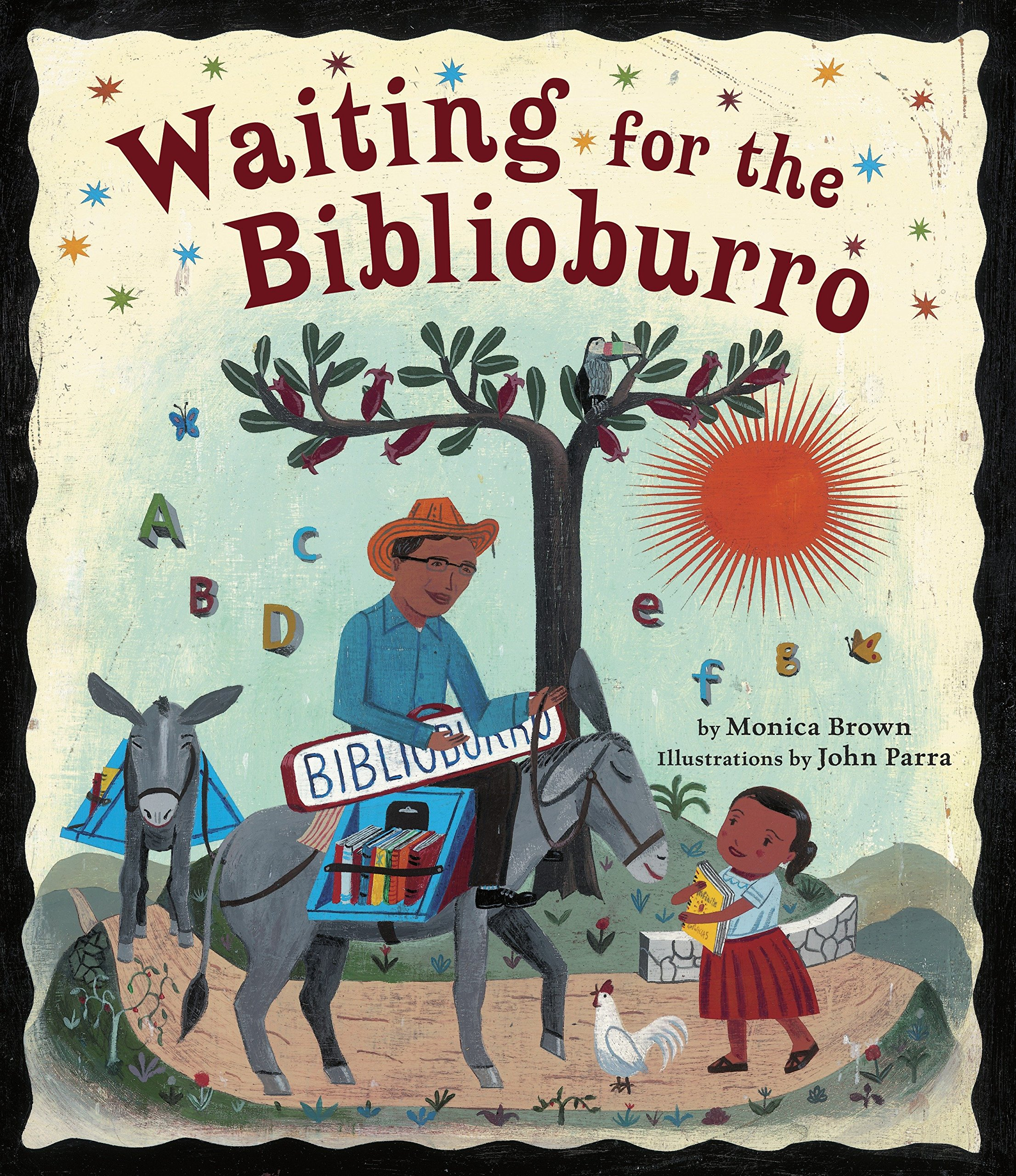Image result for waiting for the biblioburro