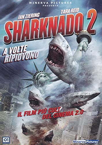Sharknado 2 [Italia] [DVD]: Amazon.es: Ian Ziering, Tara Reid ...