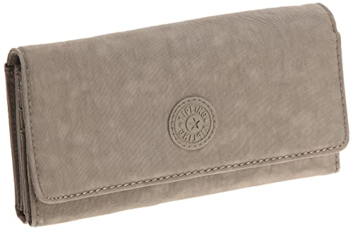 Kipling - Brownie, Carteras Unisex adulto, Grau (Warm Grey), One Size: Amazon.es: Zapatos y complementos