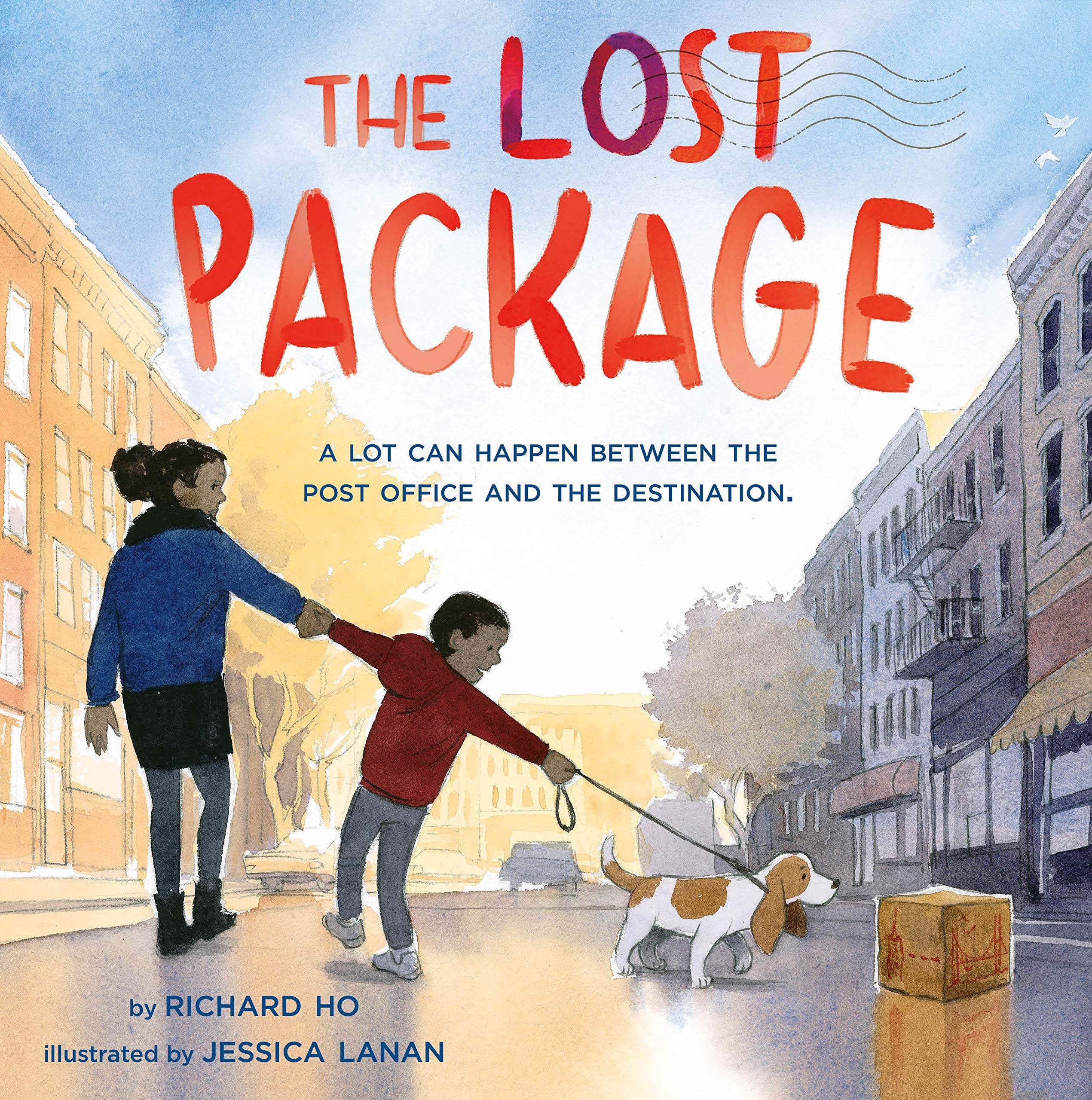 The Lost Package: Ho, Richard, Lanan, Jessica: 9781250231352: Amazon.com:  Books