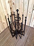 Wrought Iron Welly Boot Holder