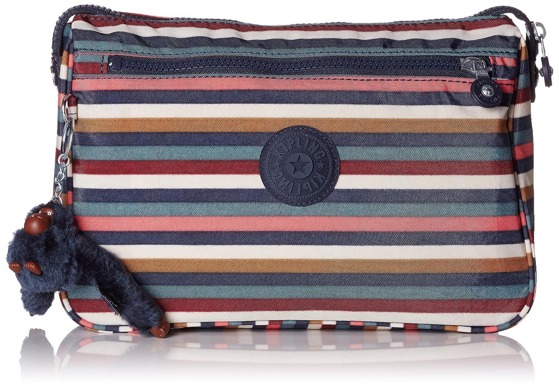 Kipling PUPPY Beauty Case, 27 cm, 4 liters, Multicolore (Multi Stripes) K1361849G