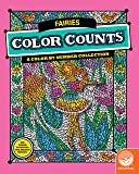 Fairies Color Counts Coloring Book