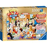 Ravensburger WHAT IF? No.16 - The Wedding, 1000pc Jigsaw Puzzle