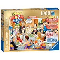 Ravensburger WHAT IF. No.16 - The Wedding, 1000pc Jigsaw Puzzle