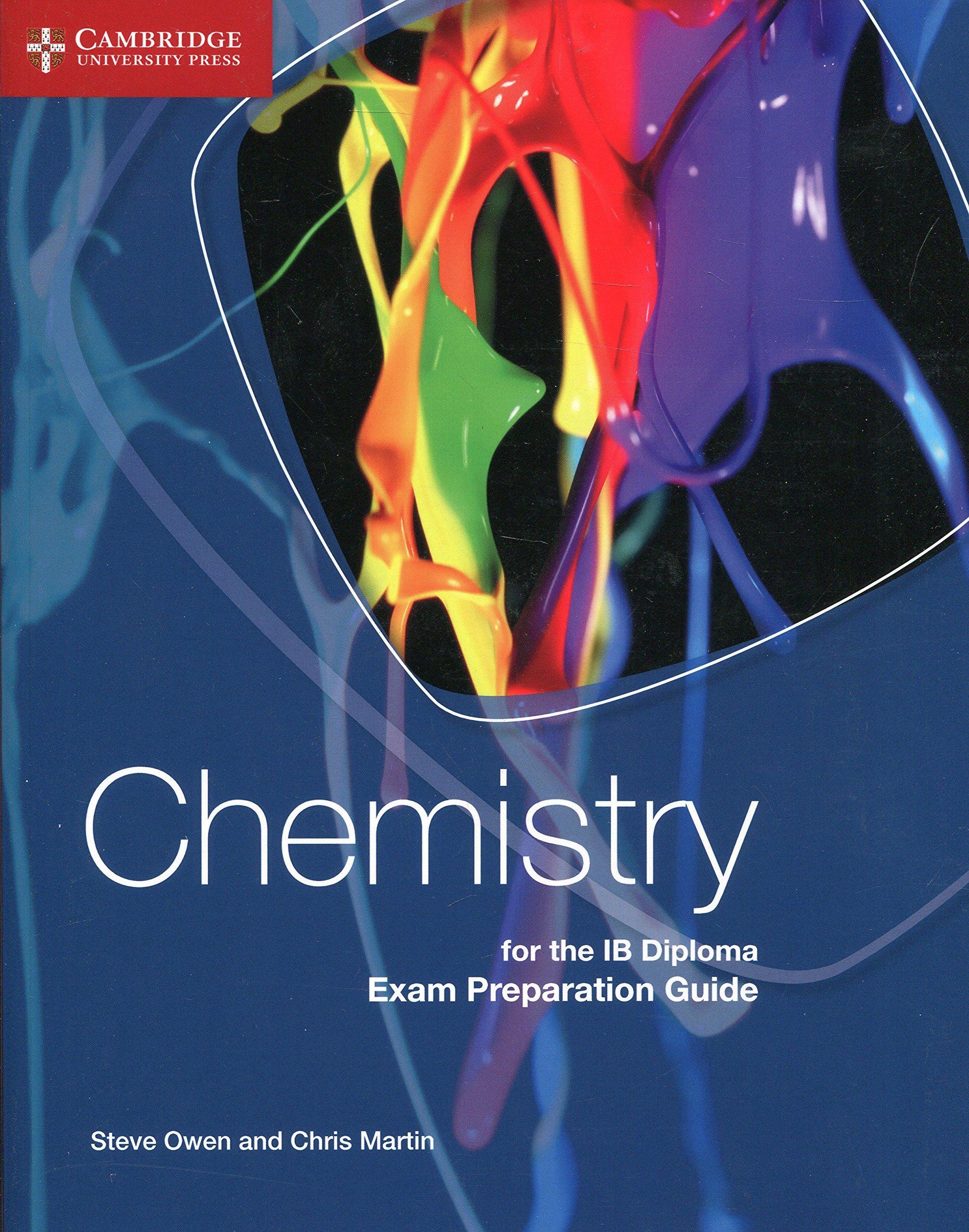 Chemistry IB Diploma. Exam preparation guide. Per le Scuole superiori