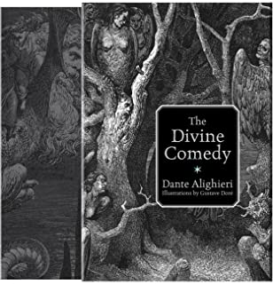 how many pages is dantes divine comedy