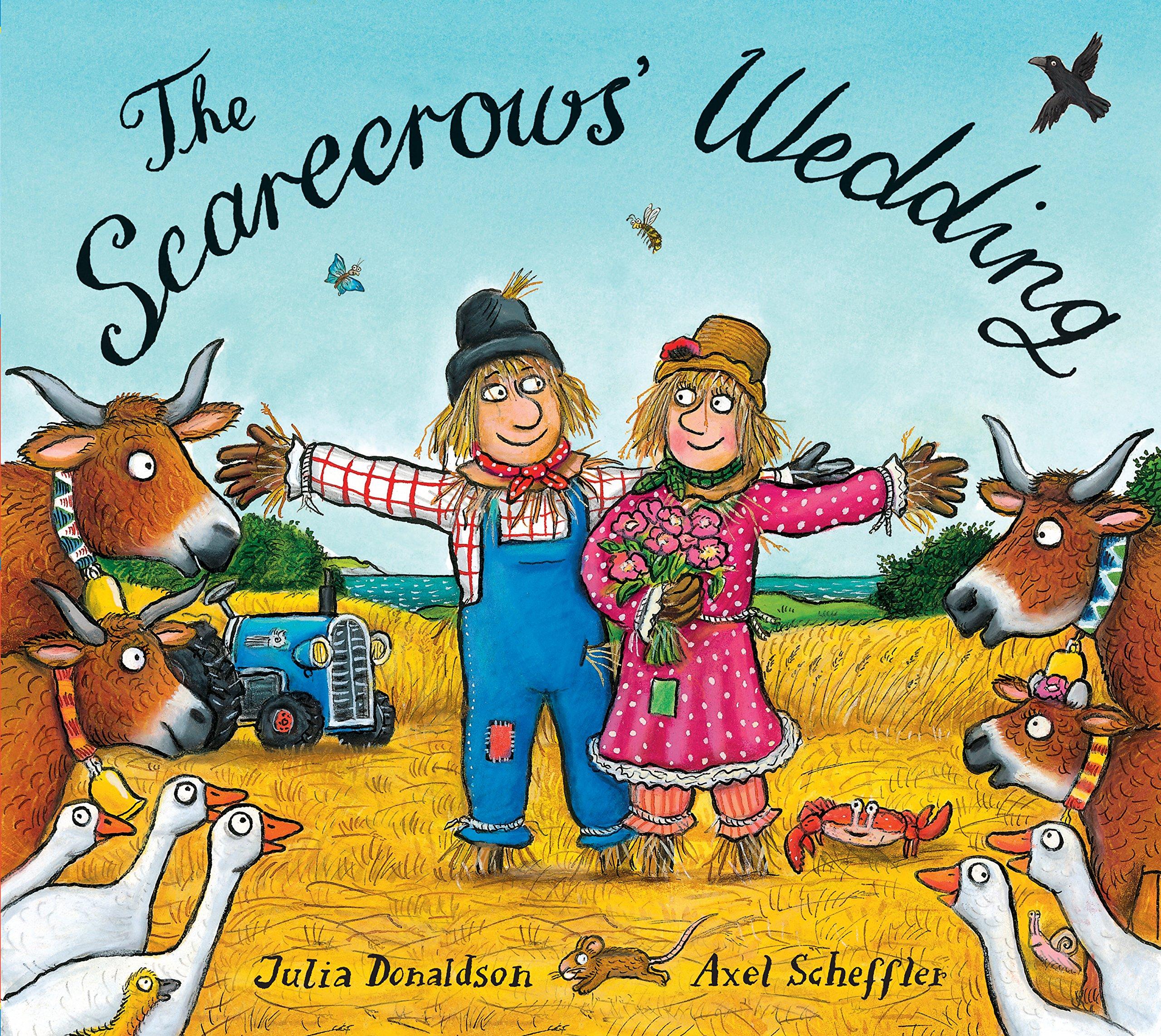 The Scarecrows' Wedding : Donaldson, Julia, Scheffler, Axel: Amazon.co.uk:  Books