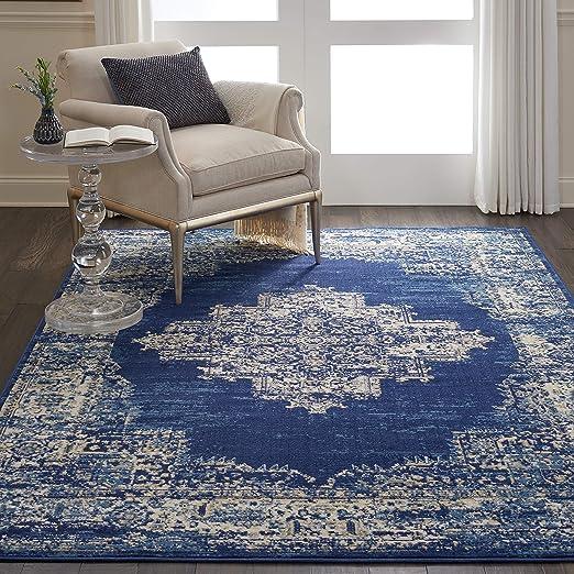 6x9 blue area rug