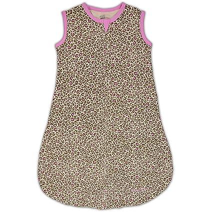 Summer Infant swaddleme – Cheeky Cheetah (Talla Small) – Saco de dormir para bebé