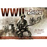 WWII: The Greatest Conflict - 21 Part Documentary Series