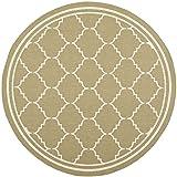 Safavieh Courtyard Collection CY6889-244 Green