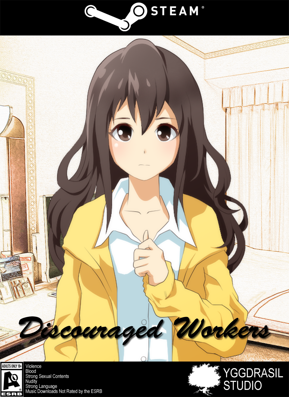 Discouraged Workers [Online Game Code]