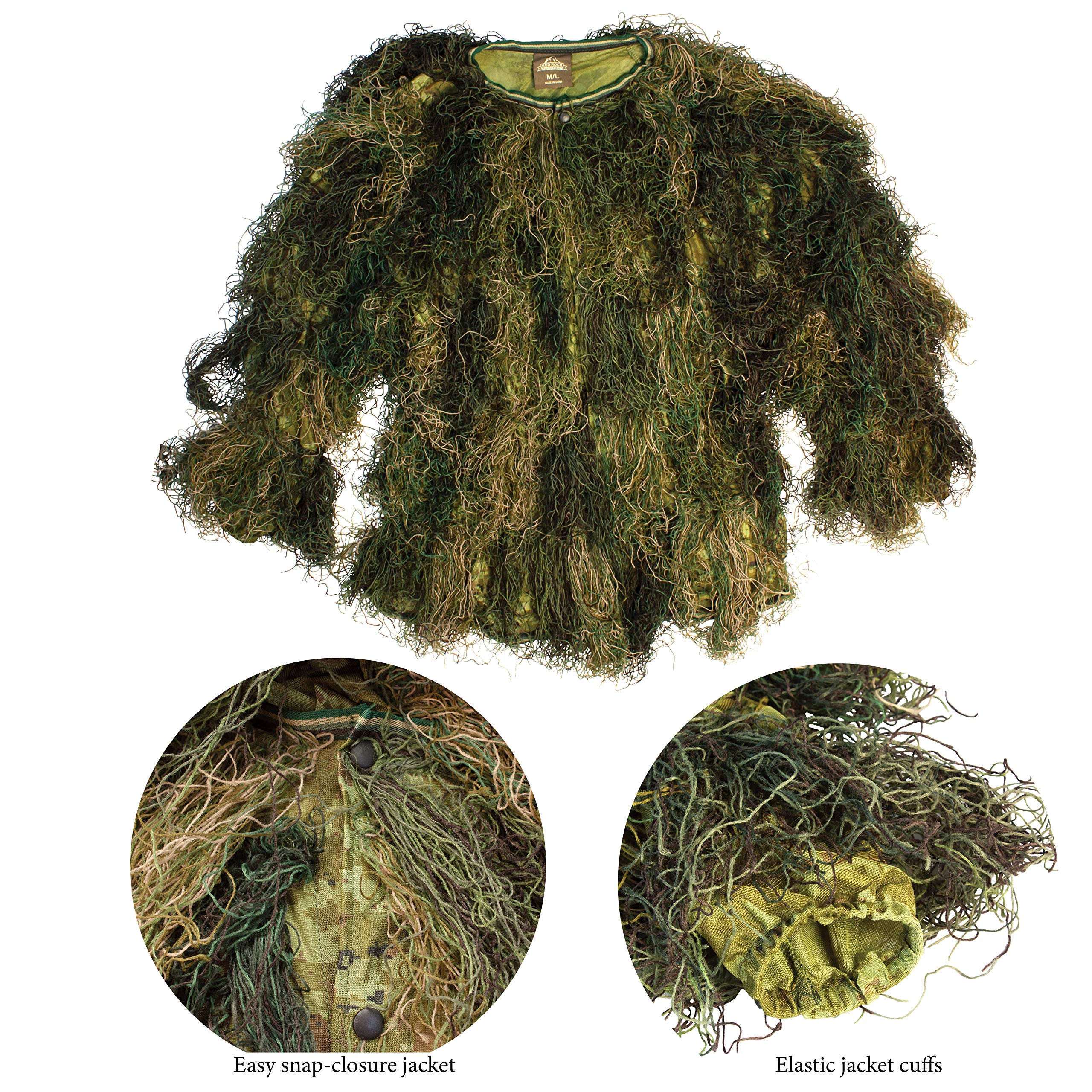 Red Rock Outdoor Gear - Ghillie Suit by Red Rock Outdoor Gear (Image #4)