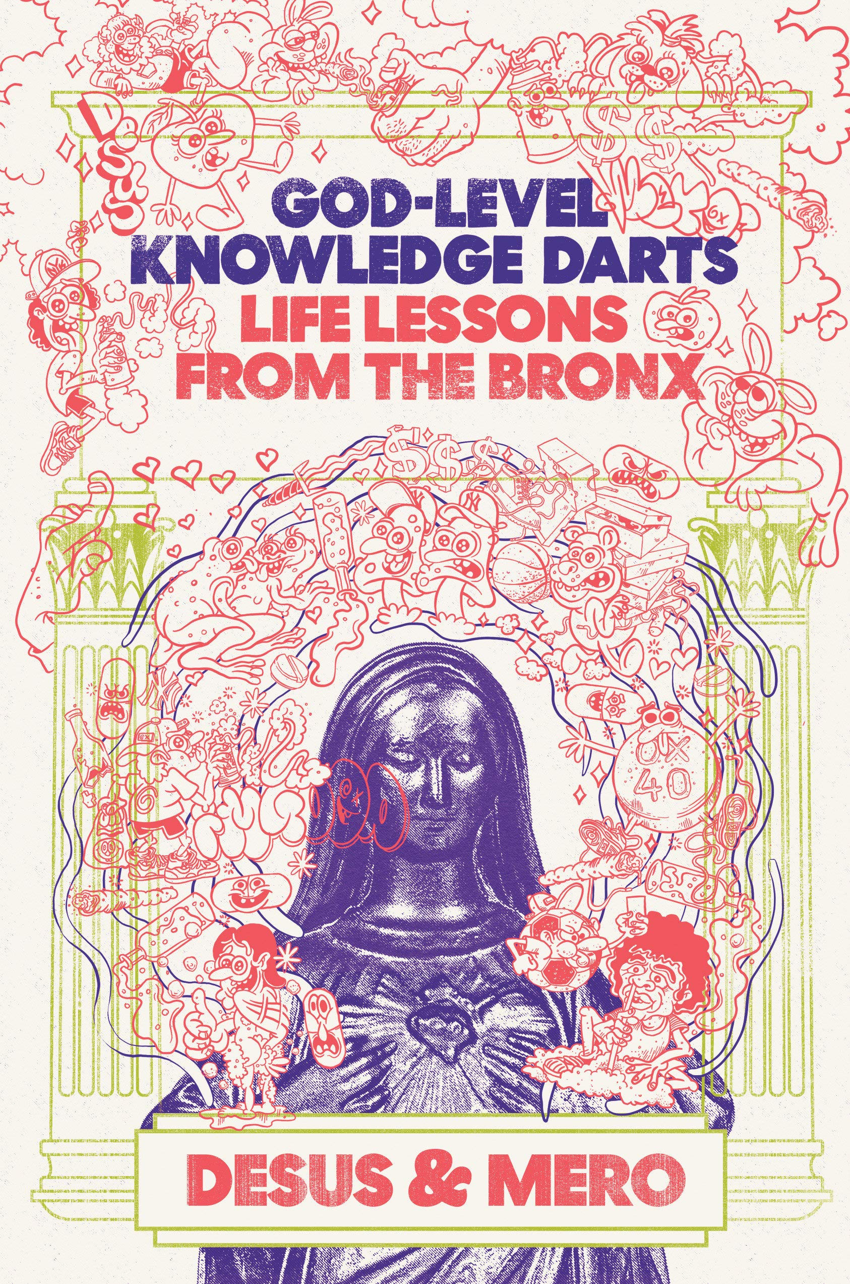 God-Level Knowledge Darts: Life Lessons from the Bronx