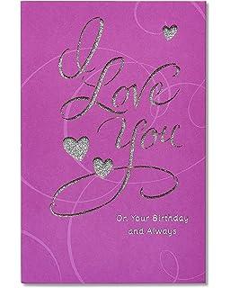 Amazon com : Listen to my heart    it loves you! Happy Birthday