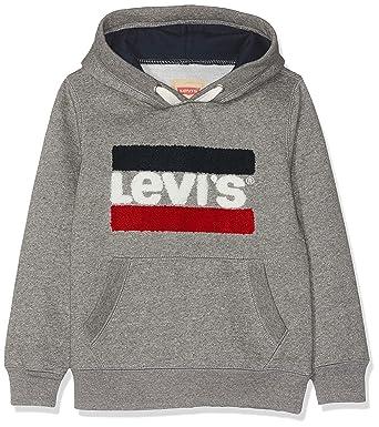 Levis kids Sweat Shirt Nm15027 Nm15027 - Sudadera Niños: Amazon.es: Ropa y accesorios
