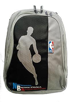 Mochila NBA para ordenador portátil, 3 compartimentos, bajo License nba. com baloncesto Backpack: Amazon.es: Informática