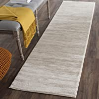 Overstock.com deals on Safavieh Vision Contemporary Tonal Cream Area Rug 2.2x14-ft