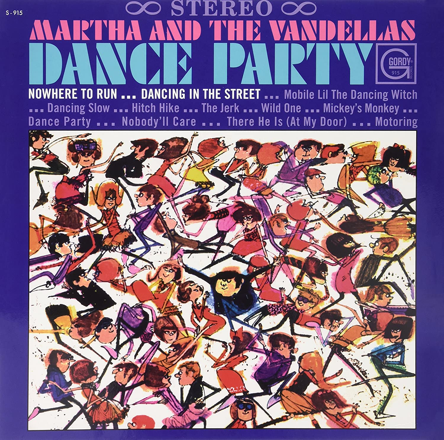 Martha and The Vandellas: Dancing In The Street
