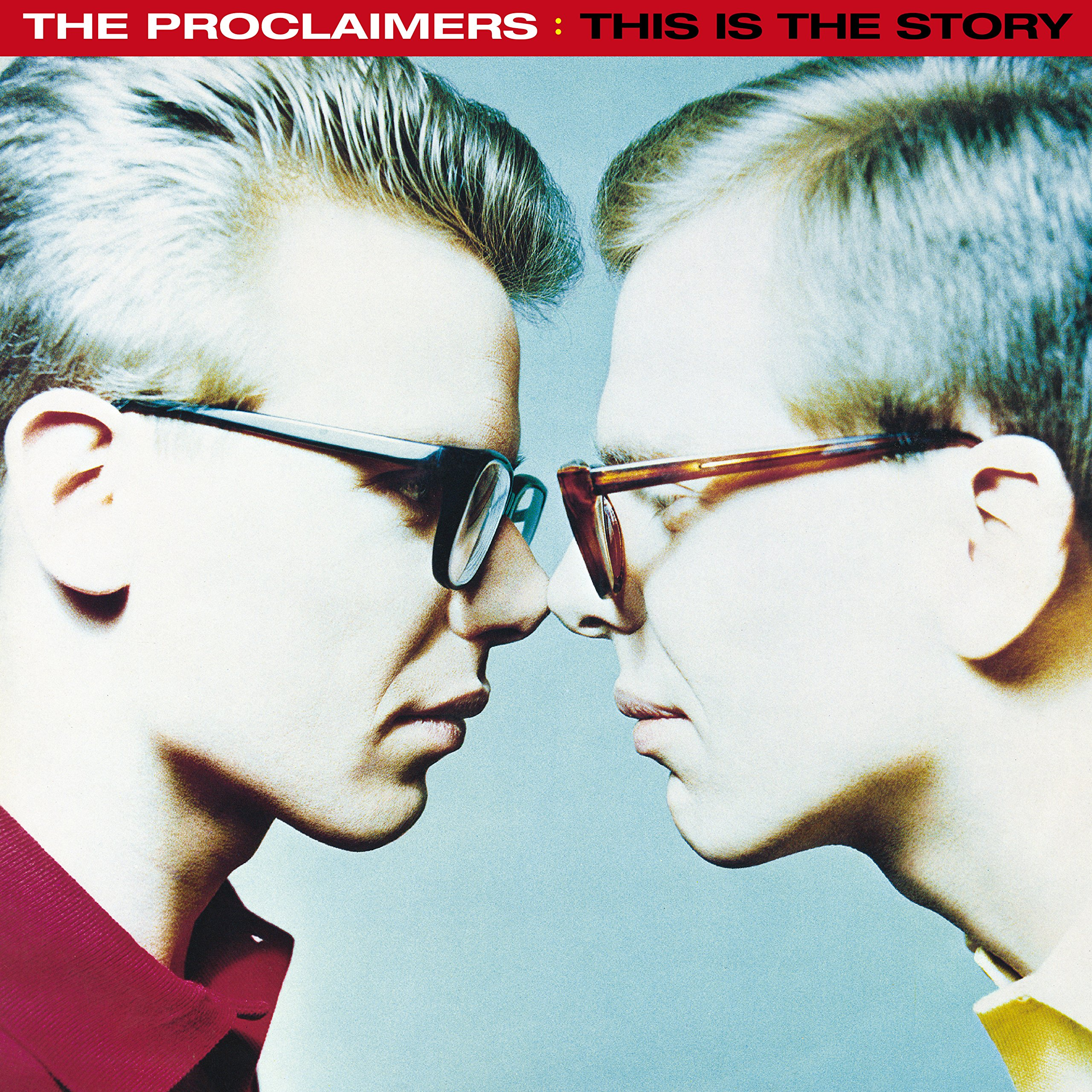 The Proclaimers - This Is The Story (LP Vinyl)