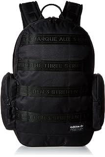 4501f2989da Amazon.com  adidas Originals NMD Backpack, Black, One Size  Sports ...