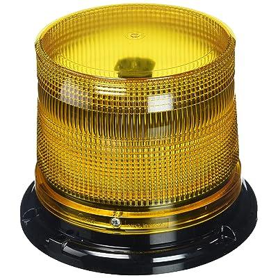 Grote 77813 Yellow Medium Profile Class II LED Strobe: Automotive