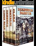 Mail Order Bride 4 Book Deadwood Dakota  Boxset: Complete Series (Deadwood Dakota Series  1)