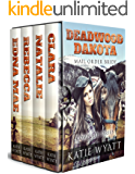 Mail Order Bride 4 Book Deadwood Dakota  Boxset: Complete Series (Deadwood Dakota Series  1)