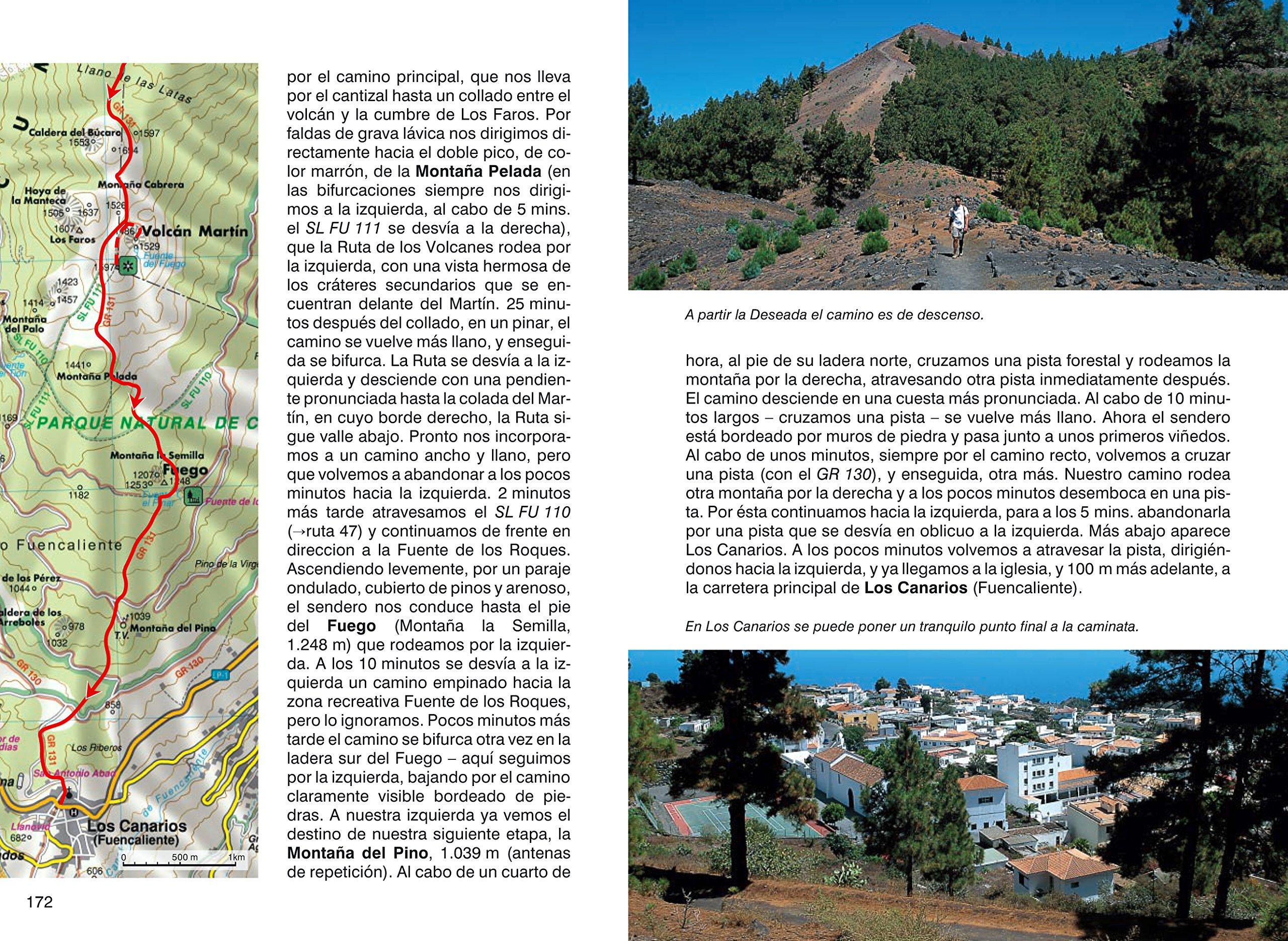 La Palma: Las mejores Rutas por la Costa y por la Montaña- 69 ...