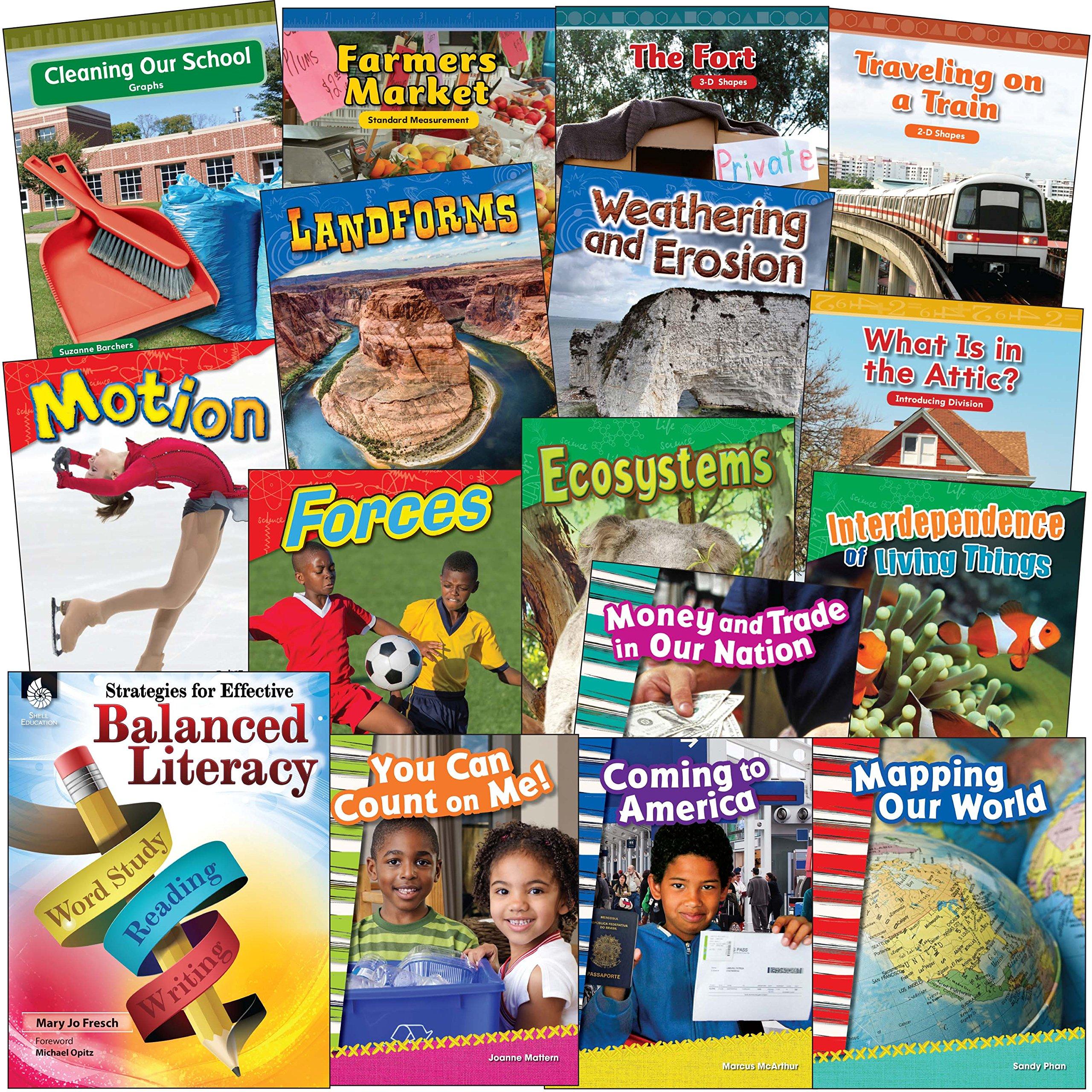 Grade 2 Balanced Literacy Set