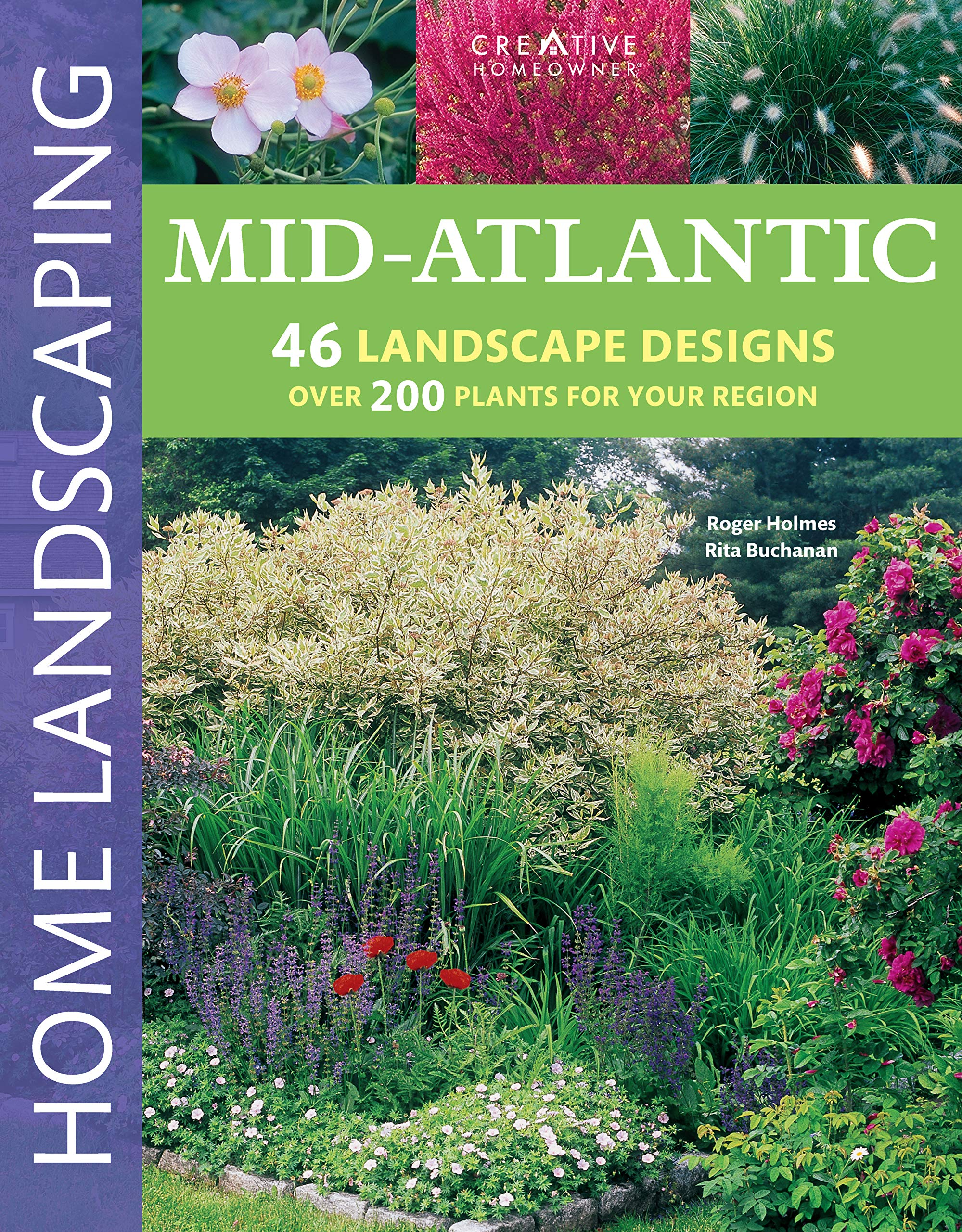Mid Atlantic Home Landscaping 3rd Edition Creative Homeowner