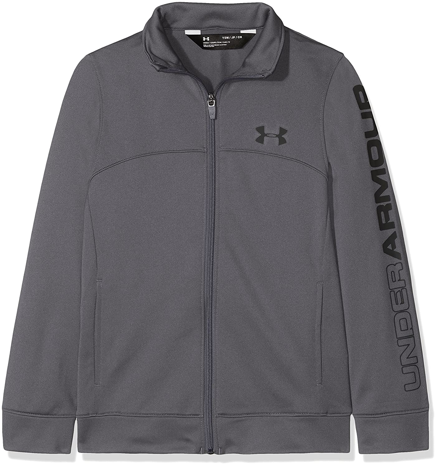 Under Armour Pennant Warm-Up Jacket Boy's Warm-up Top 1281069