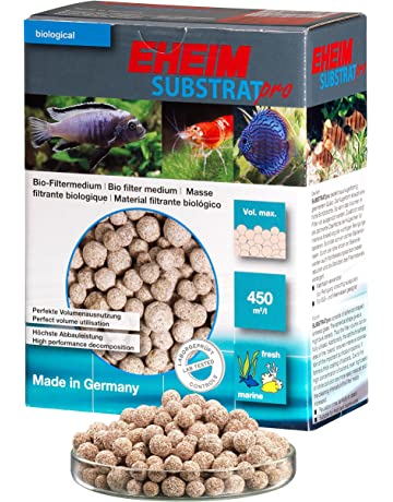 Eheim Substrat Pro 2L Materiales Filtrantes Biológicos para Acuario, 2000 ml