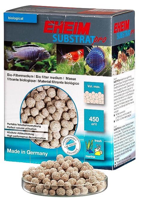 Eheim Substrat Pro - Sustrato para acuario, 2000 ml (medio biológico de filtración)